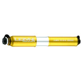 Lezyne Pressure Drive Minipumpe Medium gold